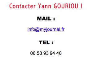 Contact Rédacteur Web