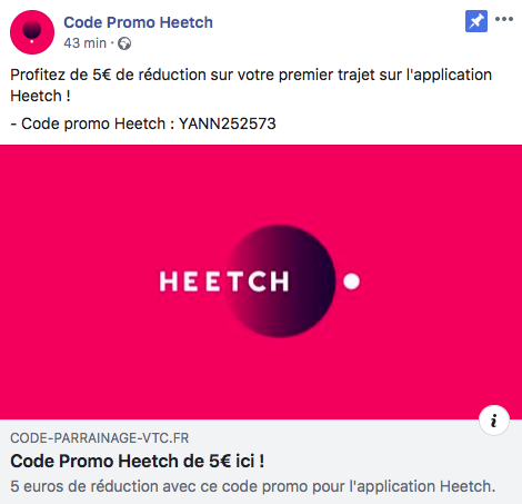 CODE REDUCTION VTC HEETCH