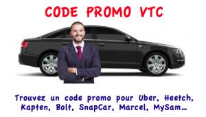 CODE PROMO VTC