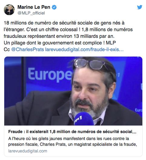 Fraude Sécurité Sociale Assurés Fantôme Maghrébin