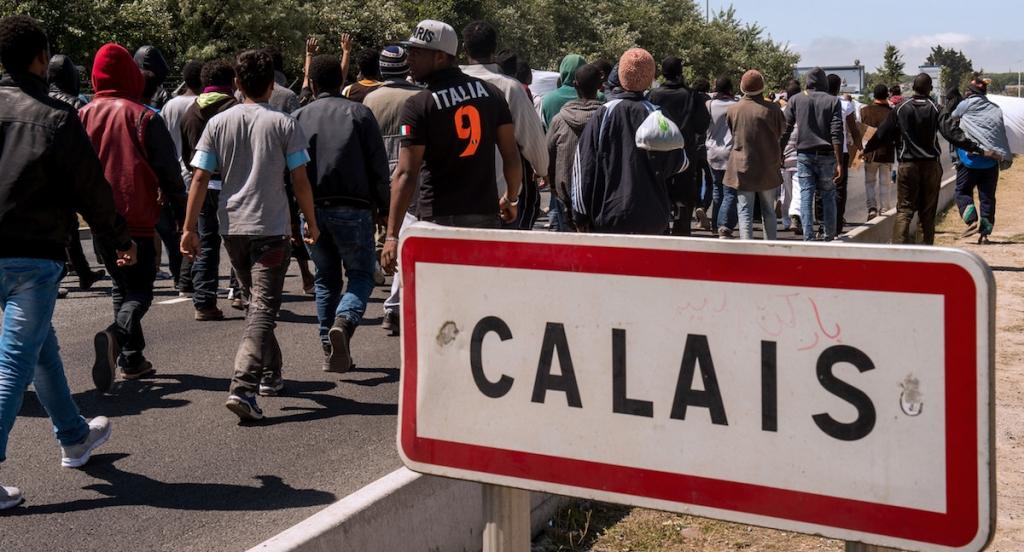 Invasion migratoire en France et remplacement de la population Française