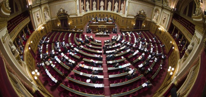 Détournement de fonds publics Sénateurs
