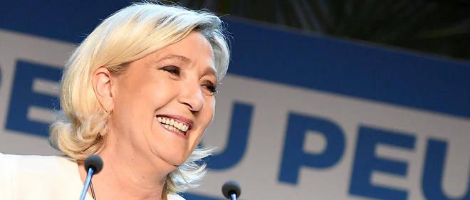 Marine Le Pen femme politique plus influente
