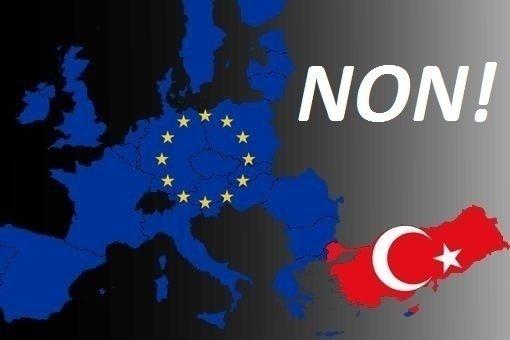 Pétition : Non à l'entrée de la Turquie dans l'Union Européenne !