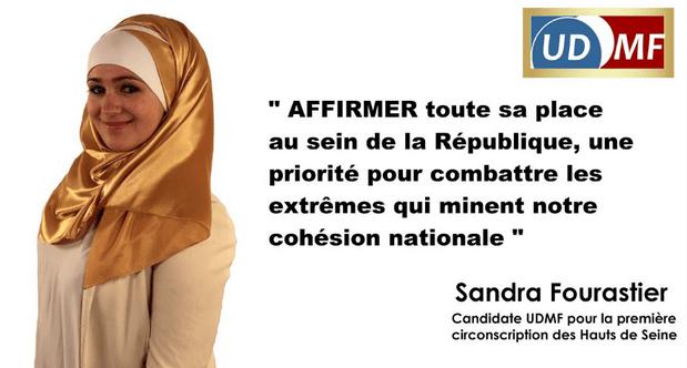 Pétition UDMF Union des Démocrates Musulmans Français