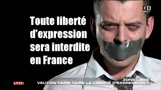 Pétition liberbé expression Internet