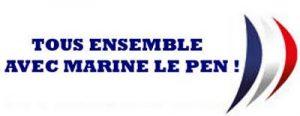 PAGE FACEBOOK MARINE LE PEN