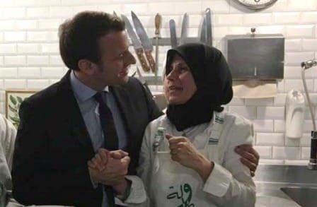 En France, les femmes sont libres et ne se cachent pas !
