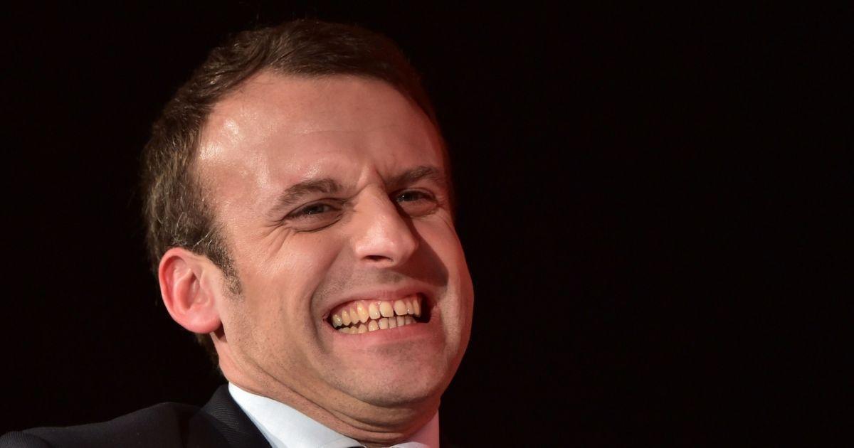 Pourquoi voter Emmanuel Macron LREM