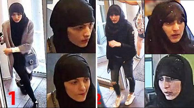 Une dame âgée s'est fait voler sa carte bancaire à son domicile par 2 femmes voilées !