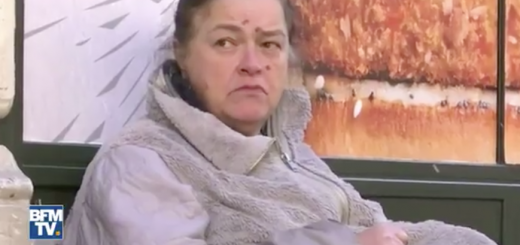 (VIDÉO) - INJUSTICE : Les migrants dorment à l'hôtel et Béatrice dort dans la rue !
