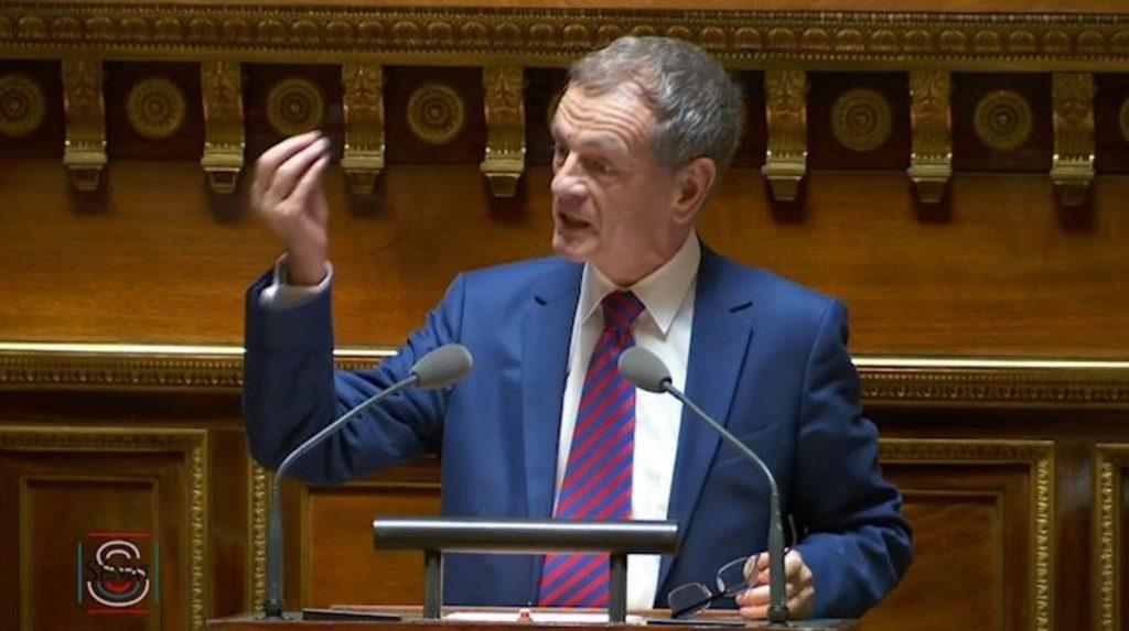 Jean-Louis MASSON (DLF) : Certains retraités touchent moins d'aides sociales que les migrants qui n'ont jamais cotisés pour la France !