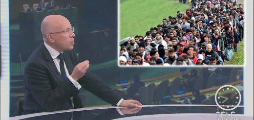 (VIDÉO) - Scandale démocratique : Avec le pacte de Marrakech, les migrants ont les mêmes droits sociaux que les Français !
