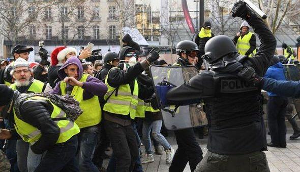 INCROYABLE : La police compte 110 policiers Islamistes radicalisés dans ses effectifs !