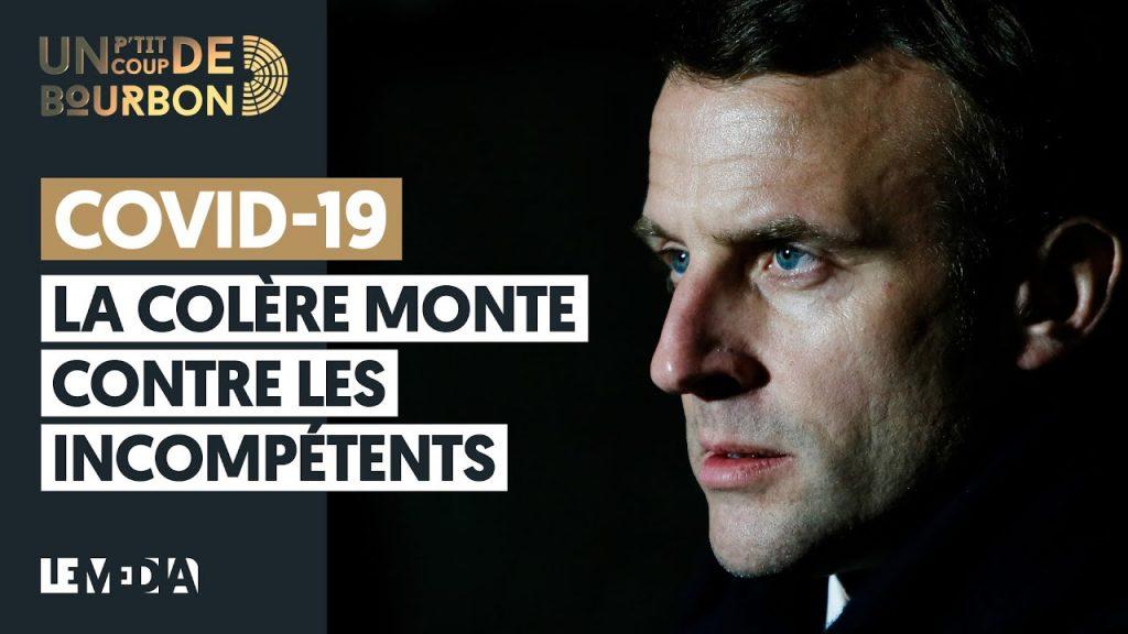 COVID-19 : Non, il n'y aura pas de poursuites du Gouvernement Macron envers Jean-Pierre Pernaut car celui-ci a raison, ce Gouvernement est incompétent face à cette crise sanitaire !