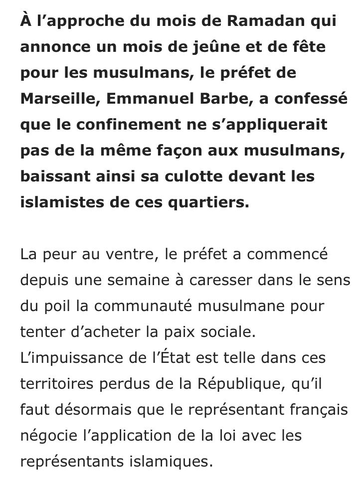 COVID-19 : Pas de confinement obligatoire pour les Musulmans pendant le ramadan !