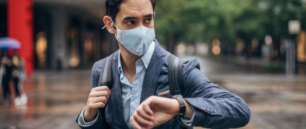 COVID-19 : La France a commandé 2 milliards de masques à la Chine qui arriveront dans 3 mois, soit d'ici la fin du mois de juin...