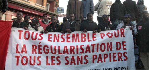 Comment régulariser un sans-papiers en France tout en fraudant les lois de la République Française ?