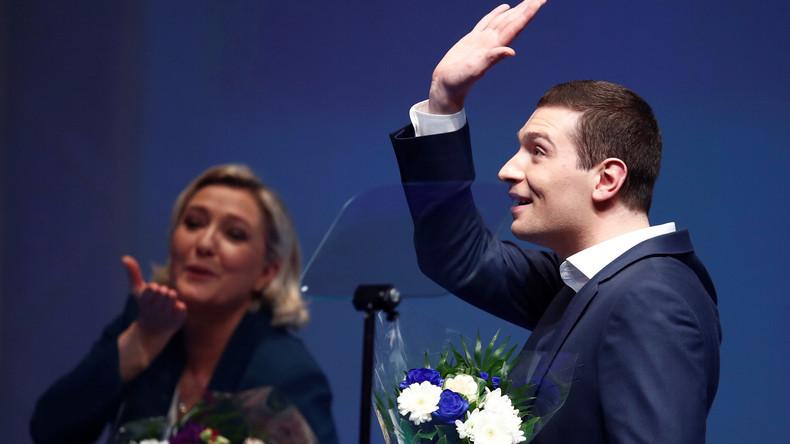 Une majorité de Français voient Marine Le Pen en mesure d'arriver au pouvoir !