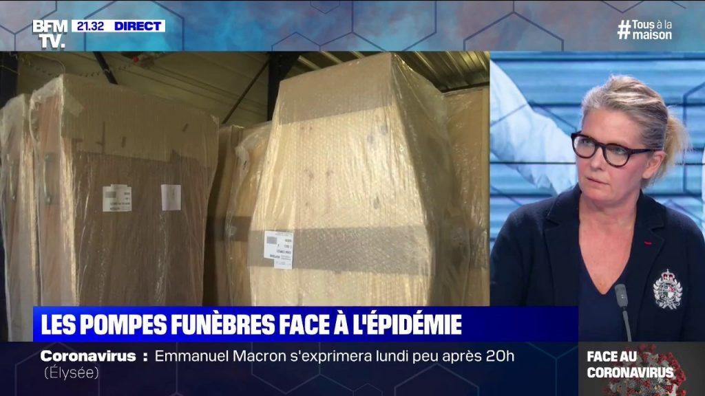 (VIDÉO) – COVID-19 : A Rungis, c'est 150€ par cadavre entreposé pendant 6 jours, puis 35€/jour, et c'est 50€ pour la famille qui souhaite se recueillir pendant 1H… Une honte !