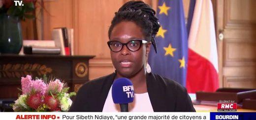 (VIDÉO) – COVID-19 : Sibeth Ndiaye dit ne pas savoir se servir d'un masque de protection, pour justifier la pénurie actuelle…