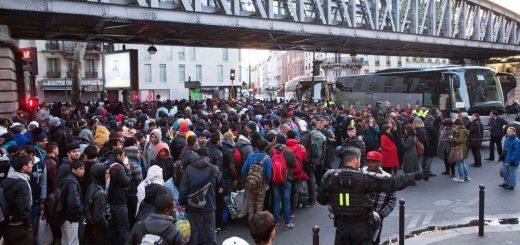 IMMIGRATION : L'Etat forcé par la justice à reprendre l'enregistrement des demandeurs d'asile !