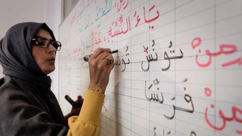 Le Gouvernement Macron autorise l'enseignement de la langue Arabe dès le CE1 dans les écoles Françaises !