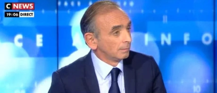 Records d'audience sur CNews pour Éric Zemmour le jour de son agression par Mehdi Korchi !