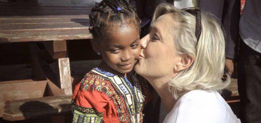 (VIDÉO) – Marine Le Pen appelle les compatriotes d'origines étrangères à la rejoindre pour les élections Présidentielles de 2022 !