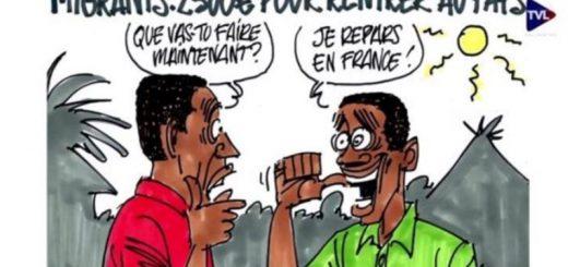 (VIDÉO) – L'État Français donne 12 500€ à chaque migrant qui souhaite retourner dans son pays d'origine !