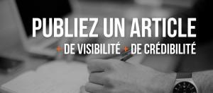 Référencement naturel : Publier un article gratuitement sur MyJournal.fr !