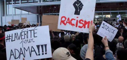 Les 2 gendarmes ayant participé à l'arrestation d'Adama Traoré sont Antillais, donc fin de partie pour l'accusation de racisme…