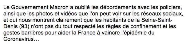 COVID-19 : La Seine-Saint-Denis applaudit à l'Assemblée Nationale pour leur contribution à tenir la France debout !