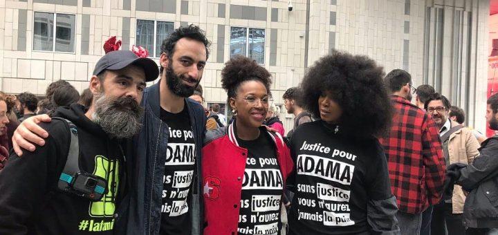 PHOTO : Les Gilets Jaunes rejoignent la famille Traoré via le leader Jérôme Rodrigues !