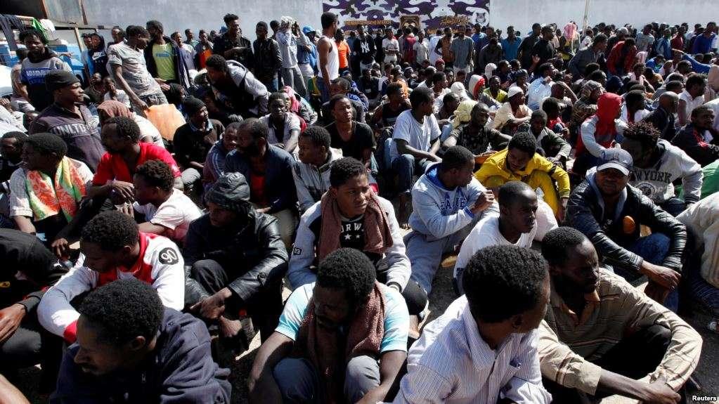 La France va accueillir plus de 500 millions d'Africains grâce à une nouvelle loi fraichement votée par le Gouvernement Macron !