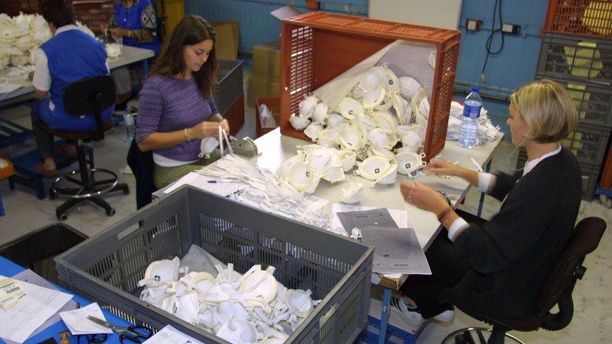 COVID-19 : Le Gouvernement Macron refuse le projet de relance de l'usine de masques à Plaintel (22)