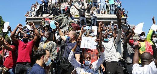Paris : La Préfecture autorise une manifestation de clandestins... mais pas celle des Gilets Jaunes !