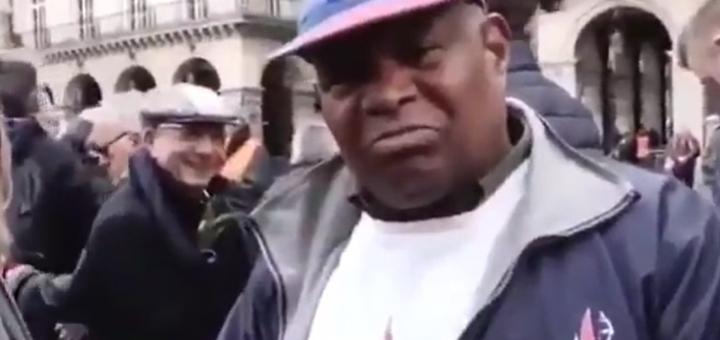 Un homme noir nous ouvre les yeux sur l'invasion migratoire qui envahit la France uniquement pour profiter de tous les avantages sociaux !