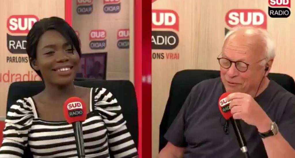 Une femme noire affirme que les Français ne sont pas racistes !