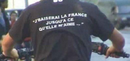 (VIDÉO) – Quand des racailles font fuir violemment des policiers à Paris !