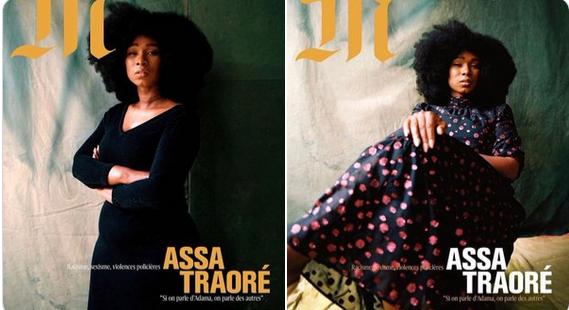 Quand les médias Français cajolent Assa Traoré et sa famille de délinquants !