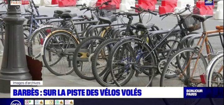 Paris : Des vélos volés par des migrants vendus en pleine rue à Barbès !