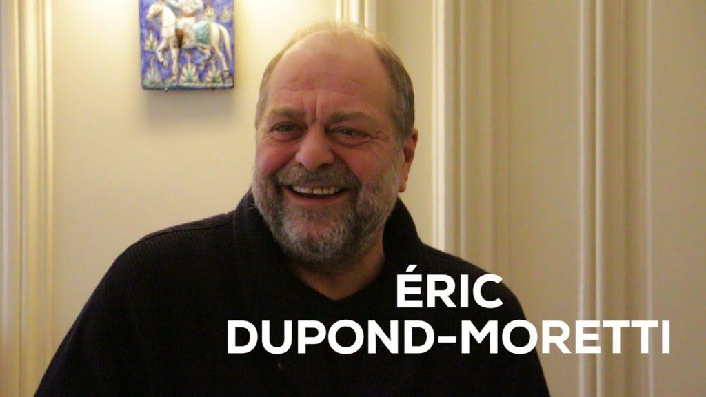 Eric Dupond-Moretti