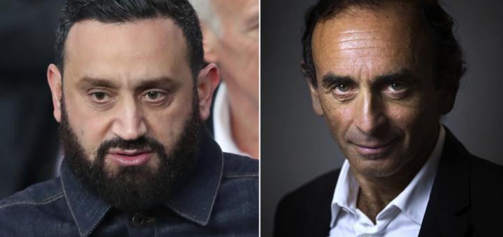 Cyril Hanouna & Eric Zemmour
